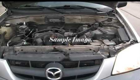 Mazda Tribute Engines