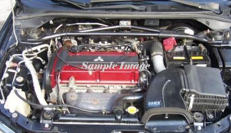 Mitsubishi Lancer Engines
