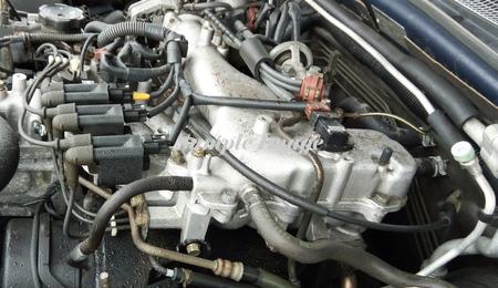 Mitsubishi Montero Engines