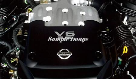 Nissan 350Z Engines