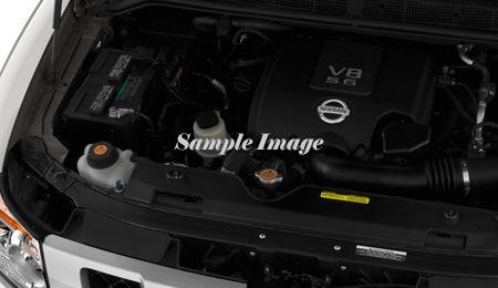 Nissan Armada Engines