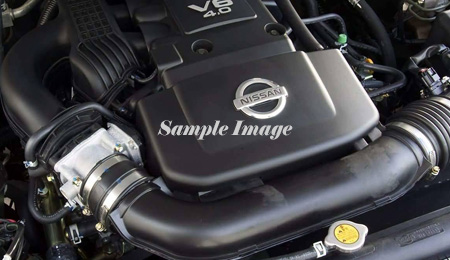 Nissan Frontier Engines