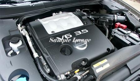 Nissan Maxima Engines