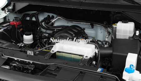 Nissan NV 2500 Engines