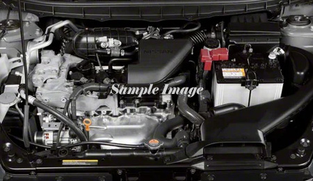 Nissan Rogue Engines
