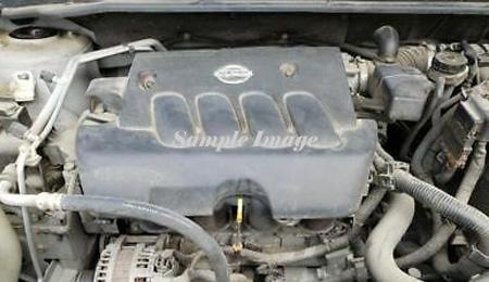 Nissan Sentra Engines