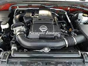 Nissan Xterra Engines