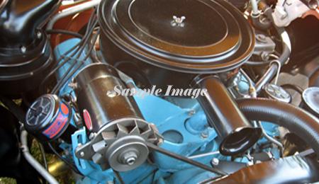 Pontiac Bonneville Engines