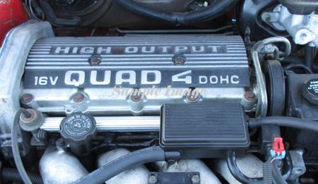 Pontiac Grand Am Engines