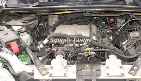 Pontiac Montana Engines