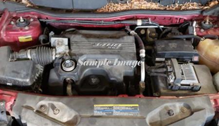 Pontiac Torrent Engines