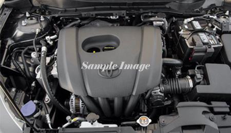 Scion iA Engines