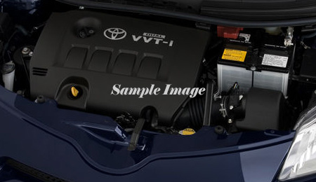 Scion xD Engines