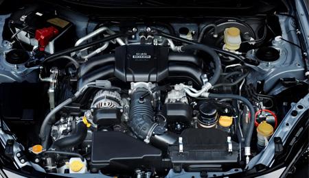 Subaru BRZ Engines