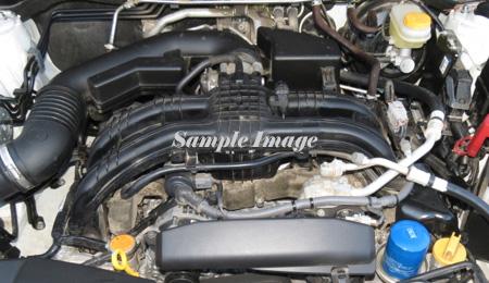 Subaru XV Crosstrek Engines