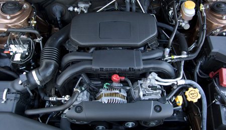 Subaru Legacy Engines