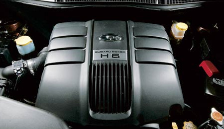 Subaru Tribeca Engines