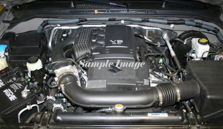 Suzuki Equator Engines