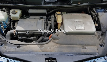 Toyota Prius Engines