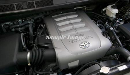 Toyota Sequoia Engines