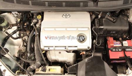 Toyota Sienna Engines