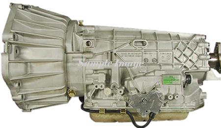 BMW 540i Transmissions