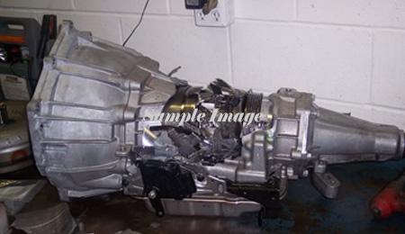 Chevy Trailblazer Transmissions