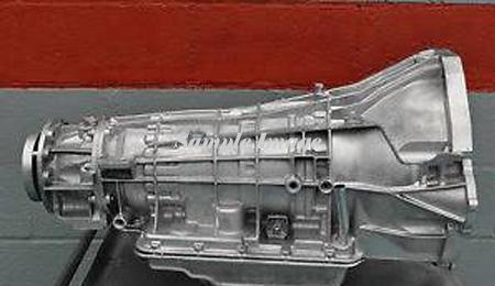 Ford F550 Transmissions