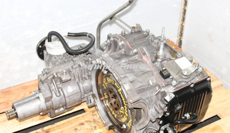 Mazda CX7 Transmissions