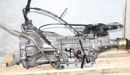 Mitsubishi Montero Sport Transmissions