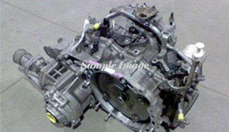 Mitsubishi Outlander Sport Transmissions