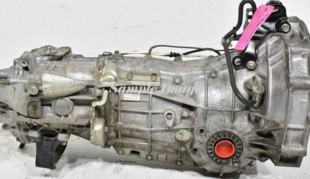 Subaru WRX Transmissions