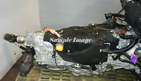 Subaru XV Crosstrek Transmissions