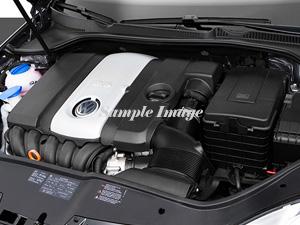 Volkswagen Rabbit Engines