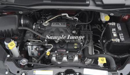 Volkswagen Routan Engines